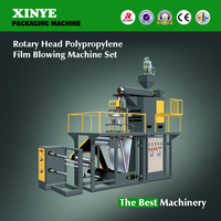 PP PE rotary die film blowing machine