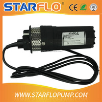 STARFLO manufacture 12v dc livestock watering deep well solar water pump price in pakistan