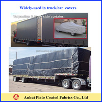 pvc tarpaulin for truck cover bed side curtain inflatable