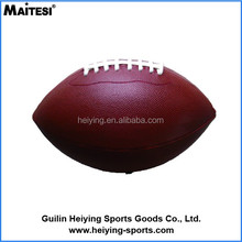 2016 hot selling products PU american football
