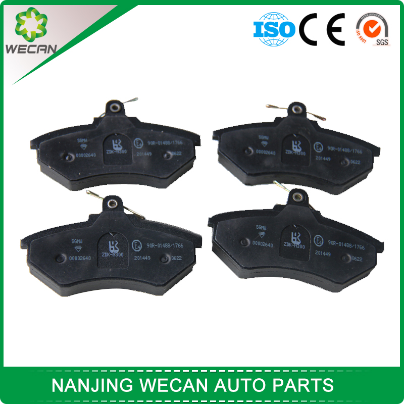 car brake system semi-metal brake pad 9611366880 for renault toyota
