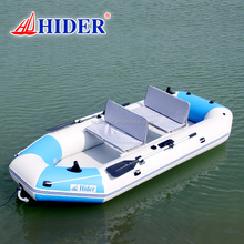 Hider inflatable rubber boat fishing boat for sale