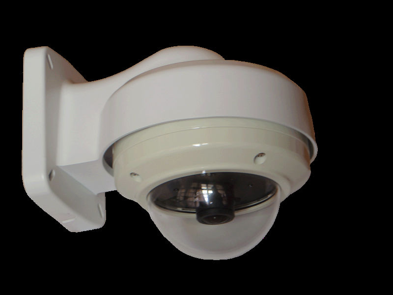 2M-pixel Panorama Vandal Dome Camera(Fish-eye)