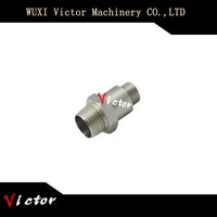 Cnc Machining Pipe Connector With Good