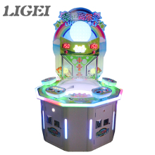 High quality colorful Slot amusement game Lucky Golf coin-operated roulette game machine