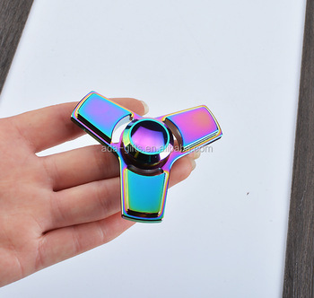 2017 New product factory price in stock Dirt Resistant Fidget Spinner Toy