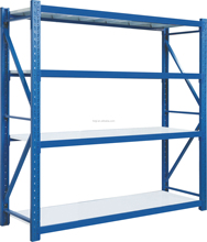 Metal Warehouse Storage Pallet Sliding Rack Galvanized Surface Treatment <strong>Shelf</strong>