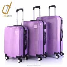 <strong>fashionable</strong>, competitive ABS PC trolley hard case luggage