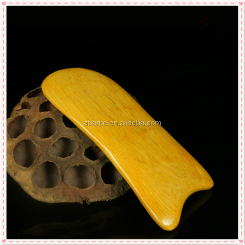 massage tool wood guasha scraping guasha board