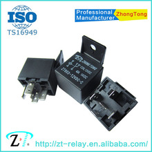 car relay 12v 24v 40a 60a 80a 100a 4pin 5pin auto relay