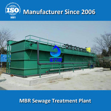 WTP Bioreactor Industrial Water Purification Systems