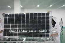 solar thermal 20watt monocrystalline PV solar panel
