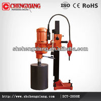 CAYKEN wet dry rock diamond core drills for sales SCY-2050E