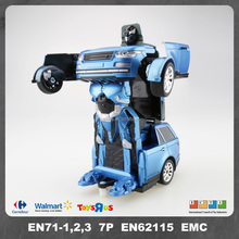 5 Channels R/C Car Transformable Robot Toy