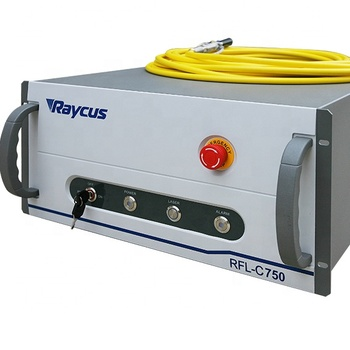 Cheap price Raycus laser generator power source 750W/1000W/1500W for cnc metals cutting machine's assembling
