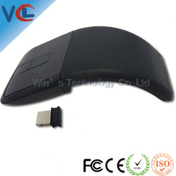 2.4ghz arc wireless mouse touch