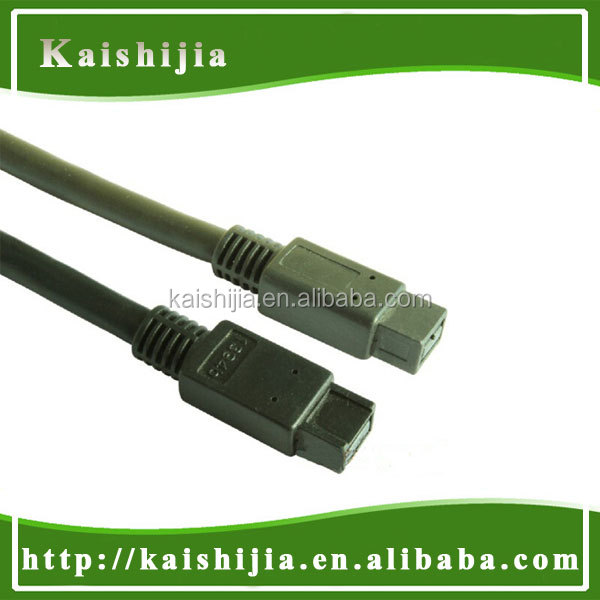 IEEE 1394b Firewire 9Pin to 9Pin cable with 1 meter