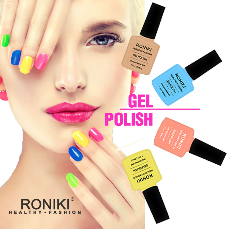RONIKI 7.3ml Cheap Nail Art Gel