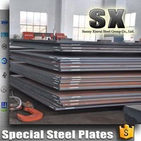 hot rolled wear resistant steel plate ar550