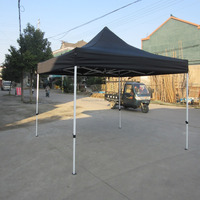 3x3 3x4.5 3x6m Trade Show and Events Pop Up Folding Marquee with side walls