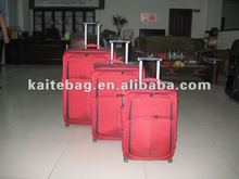 2012 newest fashion travel trolley luggage