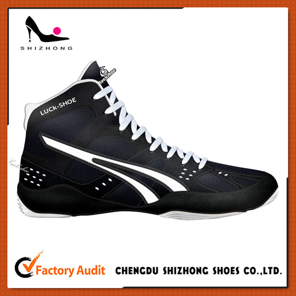 Latest Original Design Boxing Shoe Wrestling Shoe Custom Made