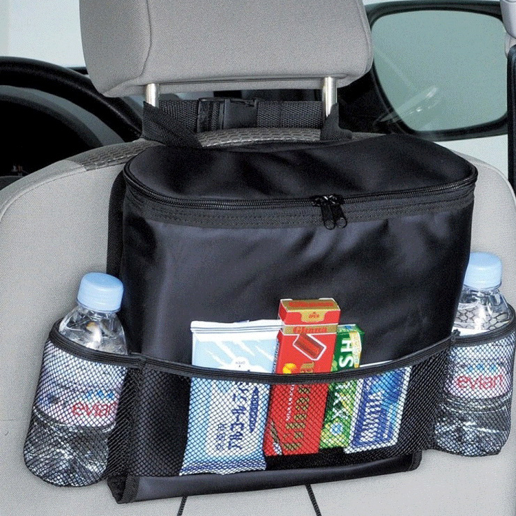 high quality car back seat pocket set organizer