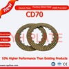 OEM motorcycle parts wholesale,2 pieces clutch plate,Cheap clutch plate price