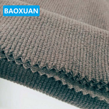 Brushed fleece polyester warm coat polar fleece fabric colorful shaoxing fleece with anti-pilling