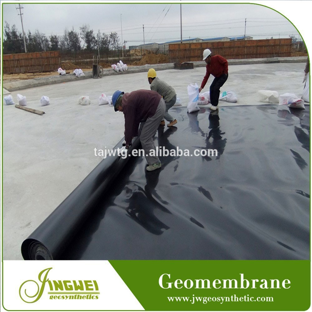 resistant chemical geomembrane agriculture fish farm pond liner fish farming tank