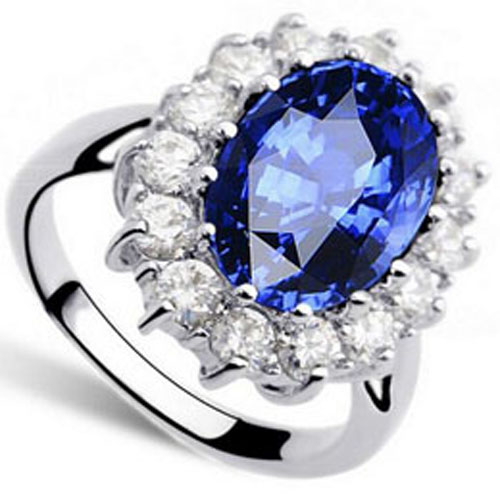 Hot Selling CZ Stone Ring