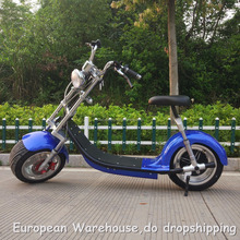 European Warehouse high quality cheap price best sale classic popular electric motorcycles for adults 1500W 60V 20AH.