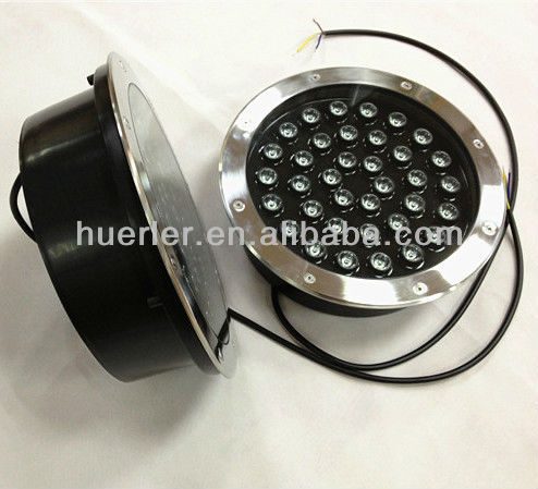 Competitive price high quality ip68 36w RGB led underground light 24w