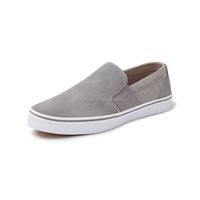Fashion new design slip-on loafers casual men shoes canvas sneakers