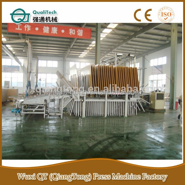 Laminate wood flooring making machine /Parquet Floor production line