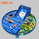 Baby kid ball pit toy game swimming pool soft plastic ball pool