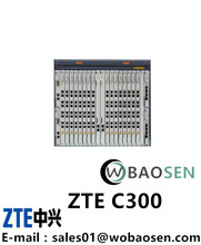 Large Capacity ZTE ZXA10 OLT C300 supports EPON or GPON Access in STOCK with BEST PRICE