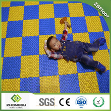 100% safety kids playground frubber flooring no harm no toxic