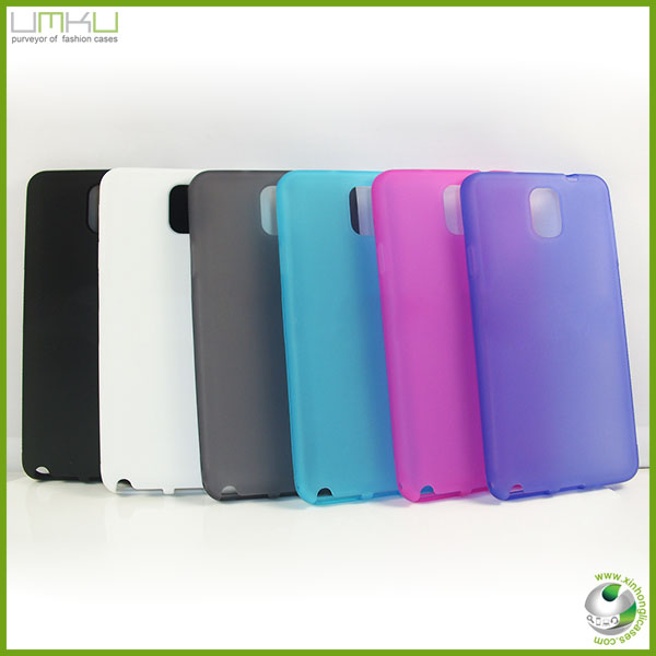 gel tpu silicone case for samsung galaxy note3