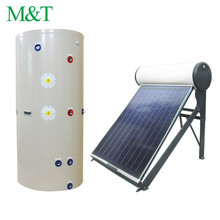 Top quality wholesale 300l storage water solar heaters wall mounted for residential guangdong