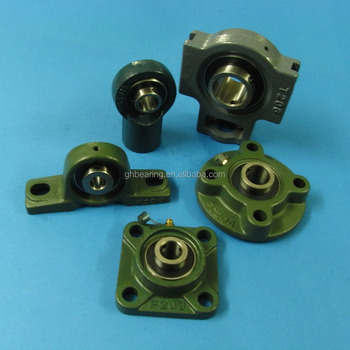 High strength pillow block bearings  for agricultural tools