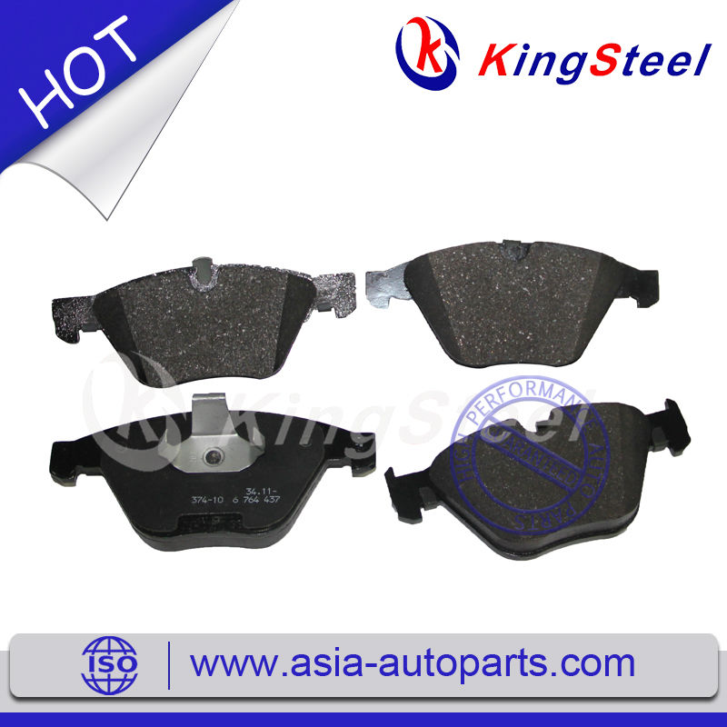 34116794915 ceramic disc brake pads