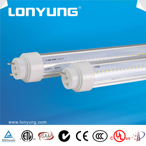 1800Lm High Efficiency LED red Tube Sexy T8 18W 100lm/w
