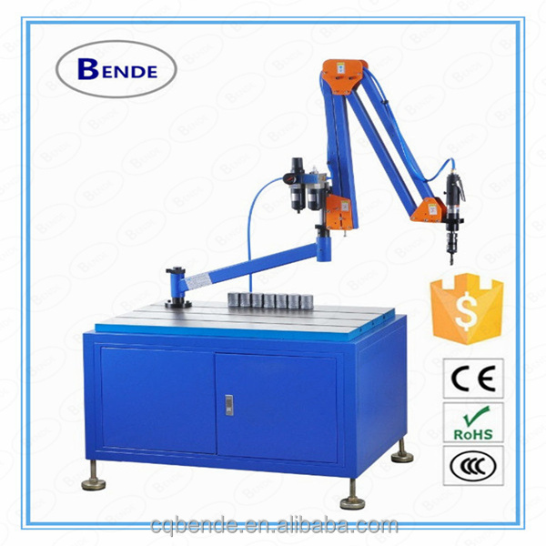 CNC Nut tapping threading machine