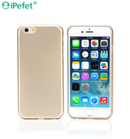 Ultra Thin Glossy PC Hard Back Mobile Phone Case For iPhone 6/s