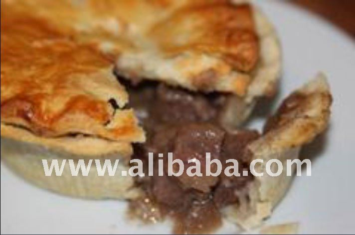 Halal Meat Filled Pies (Frozen)
