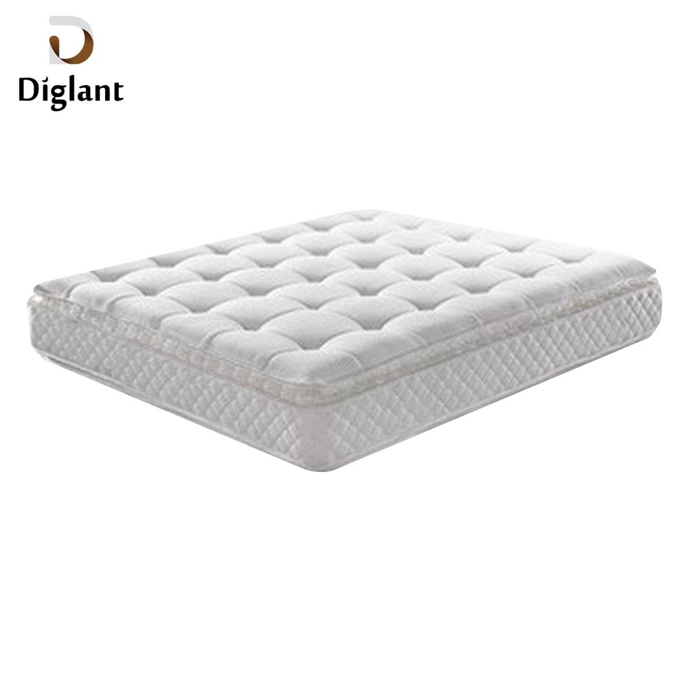 DM063 Diglant Gel Memory Latest Double Fabric Foldable King Size Bed Pocket bedroom furniture pressure relief mattress - Jozy Mattress | Jozy.net
