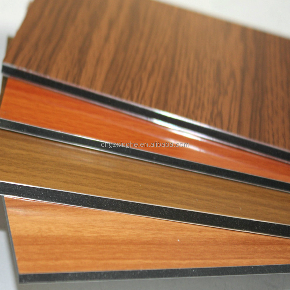 Wood Panel Sign ~ Outdoor wood sign board material for frp sandwich panel