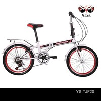 New design china mini folding bike 20 inch 7 speed steel frame,On sale!!!
