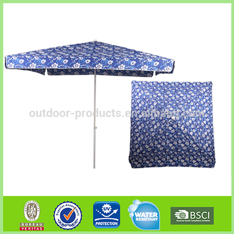 Top selling 10 years experience Cheap price 8 steel ribs printed umbrella